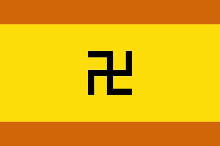 Bandera de la República de Tule