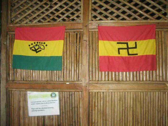 Bandera de la República de Tule y de Guna Yala